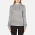 Cheap Monday Women's Honour Knitted Jumper - Silver: Image 1