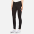 Cheap Monday Women's 'Second Skin' Jeans - New Black: Image 2
