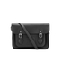 The Cambridge Satchel Company Women's 13 Inch Magnetic Satchel - Black: Image 1