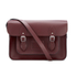The Cambridge Satchel Company Women's 14 Inch Magnetic Satchel - Oxblood: Image 1