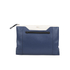 Furla Women's Fantasia XL Pochette Clutch Bag - Blue: Image 1
