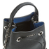 Furla Women's Stacy Rock Mini Drawstring Bag - Black: Image 6