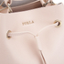 Furla Women's Stacy Small Drawstring Bag - Pink: Image 3