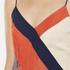 Diane von Furstenberg Women's Frederica Dress - Rickrack Khaki: Image 4