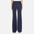 Diane von Furstenberg Women's Katara Trousers - Midnight: Image 3