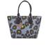 Vivienne Westwood Leopardmania Women's Shopper Bag - Grey: Image 1