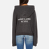 Wildfox Women's Take Me Somewhere Hideout Hoody - Clean Black/White Graphic: Image 3