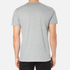 BOSS Green Men's Small Logo T-Shirt - Grey: Image 3