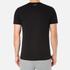 BOSS Green Men's Tee US Tonal Logo T-Shirt - Black: Image 3
