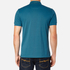 BOSS Green Men's C-Firenze Small Logo Polo Shirt - Blue: Image 3