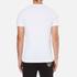 Versace Jeans Men's Chest Print T-Shirt - White: Image 3