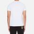 Versace Jeans Men's V Logo Print T-Shirt - White: Image 3