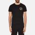 Versace Jeans Men's Small Print T-Shirt - Black: Image 1