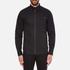 Versace Jeans Men's V Logo Long Sleeve Shirt - Black: Image 1