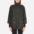 Barbour Heritage Women's Rain Bedale Jacket - Sage: Image 1