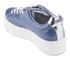 KENZO Women's K-Lace Platform Trainers - Denim: Image 4