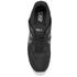 Asics Men's Gel-Lyte V Trainers - Black/Grey: Image 3