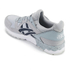 Asics Men's Gel-Lyte V Trainers - Light Grey/Indian Ink: Image 4