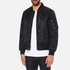 rag & bone Men's Manston Bomber Jacket - Black: Image 2