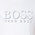 BOSS Hugo Boss Men's Large Logo T-Shirt - Natural: Image 5