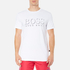 BOSS Hugo Boss Men's Large Logo T-Shirt - Natural: Image 1