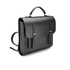 The Cambridge Satchel Company Men's Bridge Closure Backpack - Black: Image 3