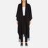 Gestuz Women's Malou Wool Poncho - Black: Image 1
