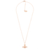 Vivienne Westwood Jewellery Women's Grace Bas Relief Pendant - Light Peach: Image 2