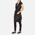 meli melo Women's Floriana Mini Woven Cross Body Bag - Black: Image 5