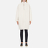PS by Paul Smith Women's Boiled Wool Cardigan - Cream: Image 1