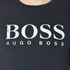 BOSS Orange Men's Tommi 3 Large Logo T-Shirt - Dark Blue: Image 5
