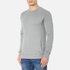 BOSS Orange Men's Wheel Crew Neck Sweatshirt - Grey: Image 2