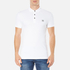 BOSS Orange Men's Pavlik Polo Shirt - White: Image 1