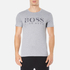 BOSS Orange Men's Tommi 3 Large Logo T-Shirt - Grey: Image 1
