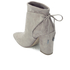 Kendall + Kylie Women's Zola Suede Heeled Ankle Boots - Dark Modern Beige: Image 4
