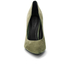 Kendall + Kylie Women's Abi Suede Court Shoes - Olive: Image 3