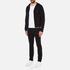 Versus Versace Men's Large Reverse Logo Hoody - Black: Image 4