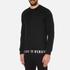 Versus Versace Men's Welt Detail Sweatshirt - Black: Image 2