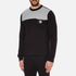 Versus Versace Men's Shoulder Detail Sweatshirt - Black: Image 2