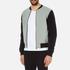 Versus Versace Men's Reverse Logo Zip Through Sweatshirt - Black: Image 2