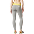adidas Women's Stellasport Printed Gym Tights - White/Pink: Image 3