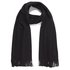 BOSS Green C-Albas Scarf - Black: Image 1