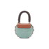 SALAR Women's Mimi Mini Bag - Tan/Multi: Image 6