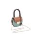 SALAR Women's Mimi Mini Bag - Tan/Multi: Image 3