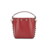 SALAR Women's Tala Small Bucket Bag - Bordeaux: Image 6
