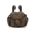 Alexander Wang Women's Mini Marti Military Nylon/Leather Backpack - Military: Image 1
