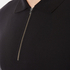 GANT Rugger Men's Zipped Pique Polo Shirt - Black: Image 5