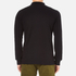 GANT Rugger Men's Zipped Pique Polo Shirt - Black: Image 3