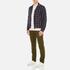 GANT Rugger Men's Brooklyn Twill Shirt Jacket - Marine: Image 4