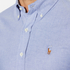 Polo Ralph Lauren Men's Slim Fit Button Down Stretch Oxford Shirt - Blue: Image 5